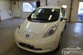 Nissan Leaf 2016 – Tempomat beszerelés (AP900C)