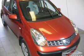 Nissan Note – Tempomat beszerelés