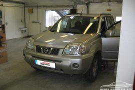 Nissan X-Trail 2003 – Tempomat beszerelés