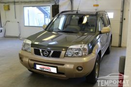 Nissan X-Trail 2004 – Tempomat beszerelés (AP900)