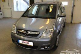 Opel Meriva A 2008 – Tempomat beszerelés (AP900)