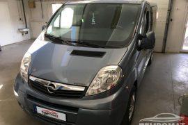 Opel Vivaro 2008 – Tempomat beszerelés (AP900)