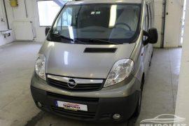 Opel Vivaro 2011 – Tempomat beszerelés (AP900C)