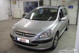 Peugeot 306 – Tempomat beszerelés