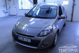 Renault Clio Grand Tour 2013 – Tempomat  beszerelés (AP900)