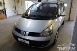 Renault Espace 2003 – Tempomat beszerelés (AP900)