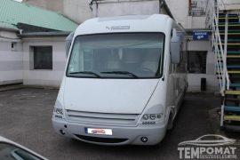 Renault Master 2007 lakóautó – Tempomat beszerelés (AP900)