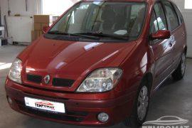 Renault Scenic 2003 – Tempomat beszerelés