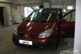 Renault Scenic – Tempomat beszerelés