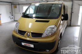 Renault Trafic 2009 – Tempomat beszerelés (AP900)