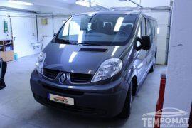 Renault Trafic 2014 – Tempomat beszerelés (AP900C)