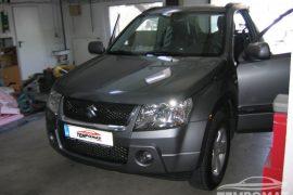 Suzuki Grand Vitara – Tempomat beszerelés (AP900)