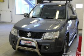 Suzuki Grand Vitara 2009 – Tempomat beszerelés (AP900Ci)