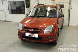 Suzuki Ignis 2007 – Tempomat beszerelés