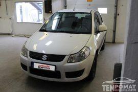 Suzuki SX4 2007 – Tempomat beszerelés (AP900)