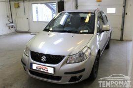 Suzuki SX4 Sedan 2007 – Tempomat beszerelés (AP900C)
