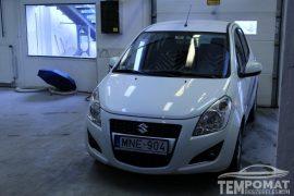 Suzuki Splash 2013 – Tempomat beszerelés (AP900C)