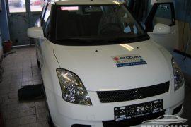 Suzuki Swift 2006 – Tempomat beszerelés