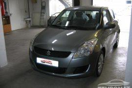 Suzuki Swift 2013 – Tempomat beszerelés