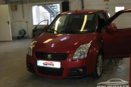 Suzuki Swift Sport – Tempomat beszerelés