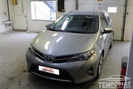 Toyota Auris 2013 – Tempomat beszerelés (AP900C)