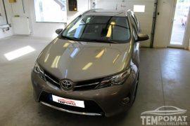 Toyota Auris 2013 – Tempomat beszerelés (AP900Ci)