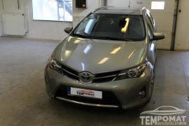 Toyota Auris 2013 – Tempomat beszerelés (AP900)