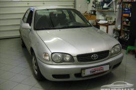Toyota Corolla 2000 – Tempomat beszerelés (AP300, CM19)