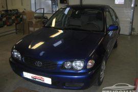 Toyota Corolla 2000 – Tempomat beszerelés (AP300, CM35)