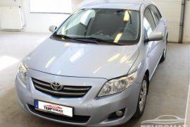 Toyota Corolla 2007 – Tempomat beszerelés (AP900)