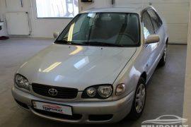 Toyota Corolla 2002 – Tempomat beszerelés (AP500)
