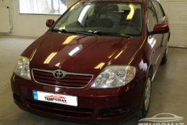 Toyota Corolla 2004 – Tempomat beszerelés (AP500)