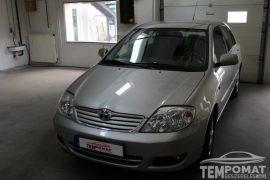 Toyota Corolla 2005 – Tempomat beszerelés (AP900)