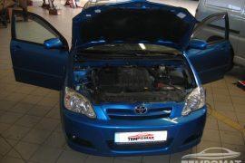 Toyota Corolla 2006 – Tempomat beszerelés (AP800, CM22)