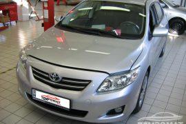 Toyota Corolla 2007 – Tempomat beszerelés (AP800, CM704)