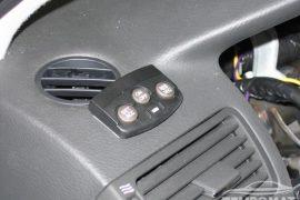 Toyota Corolla – Tempomat beszerelés (AP500, CM7)