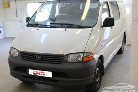 Toyota Hiace 2005 – Tempomat beszerelés (AP900)