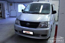 Toyota Hiace Panel Van 2007 – Tempomat beszerelés (AP900)