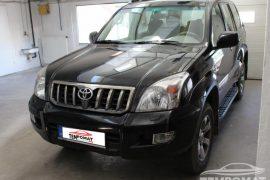Toyota Land Cruiser 2007 – Tempomat beszerelés (AP900)