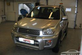 Toyota RAV4 2002 – Tempomat beszerelés