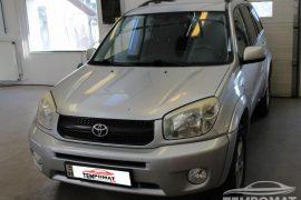 Toyota RAV4 2005 – Tempomat beszerelés (AP800)