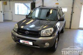 Toyota RAV4 2005 – Tempomat beszerelés (AP900)
