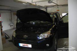 Toyota RAV4 2007 – Tempomat beszerelés