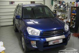 Toyota RAV4 – Tempomat beszerelés