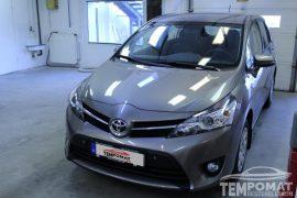 Toyota Verso 2015 – Tempomat beszerelés (AP900)