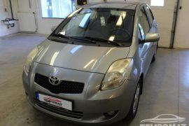 Toyota Yaris 2005 – Tempomat beszerelés (AP900Ci)