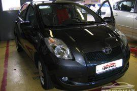 Toyota Yaris 2007 – Tempomat beszerelés