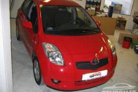 Toyota Yaris 2008 – Tempomat beszerelés