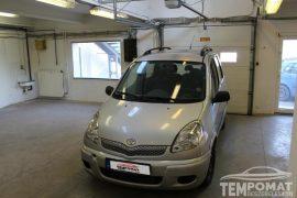 Toyota Yaris Verso 2004 – Tempomat beszerelés (AP900)