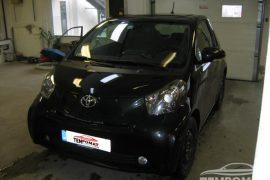Toyota iQ – Tempomat beszerelés (AP900)